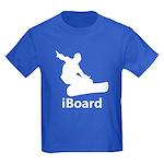 iBoard Kids Dark T-Shirt