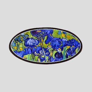 Van Gogh - Irises 1889 Patches