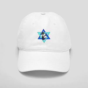 Jewish Cat Stars Cap