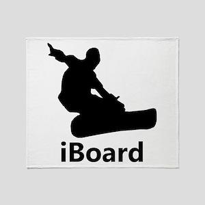 iBoard Throw Blanket