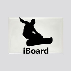 iBoard Rectangle Magnet