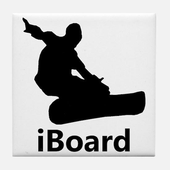 iBoard Tile Coaster