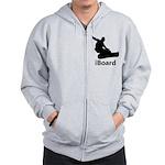 iBoard Zip Hoodie