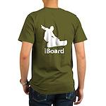 iBoard Organic Men's T-Shirt (dark)