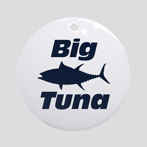 Big Tuna Ornament (Round)