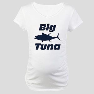 Big Tuna Maternity T-Shirt