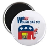 Bush Gas Company Magnet