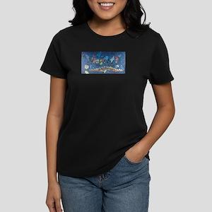 """""""Dream Weave"""" Women's Dark T-Shirt"""