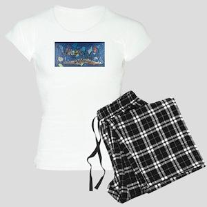 """""""Dream Weave"""" Women's Light Pajamas"""