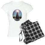 Christmas Peace Women's Light Pajamas