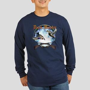 Duck hunter 2 Long Sleeve Dark T-Shirt