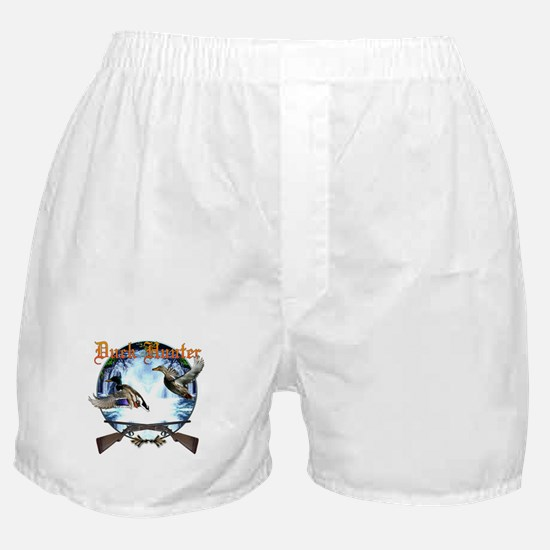 Duck hunter 2 Boxer Shorts