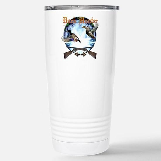 Duck hunter 2 Stainless Steel Travel Mug