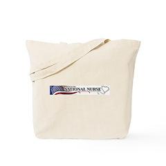 National Nurse Tote Bag