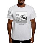 Train Wreck Light T-Shirt