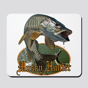 Musky Hunter 9 Mousepad