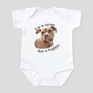 090b91e7c Pitbull Dog Baby Bodysuits - CafePress