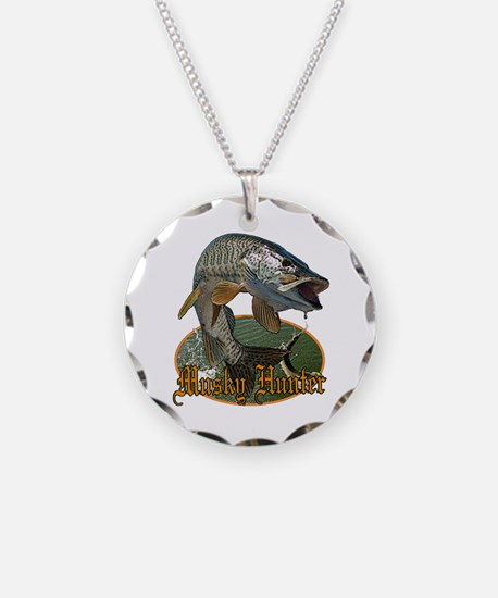 Musky Hunter 9 Necklace