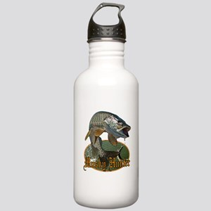Musky Hunter 9 Stainless Water Bottle 1.0L