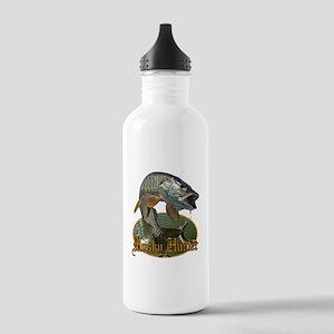 Musky Hunter 9 Stainless Water Bottle 1.0L