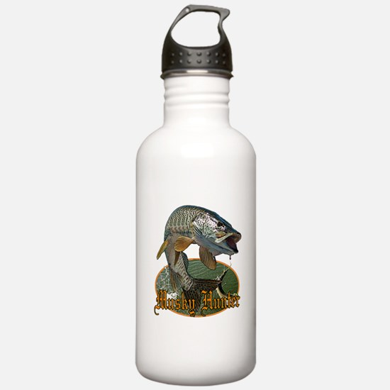 Musky Hunter 9 Water Bottle