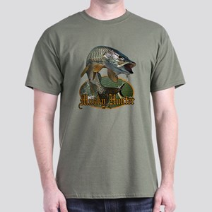 Musky Hunter 9 Dark T-Shirt