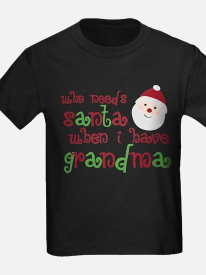 Who Needs Santa T