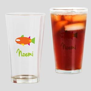 Noemi is a Big Fish Drinking Glass