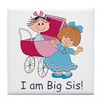 Big Sis Tile Coaster
