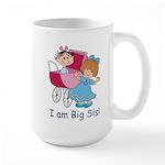 Big Sis Large Mug