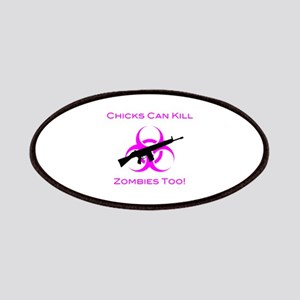 Zombie Chicks Patches