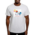 Big Sister Ash Grey T-Shirt