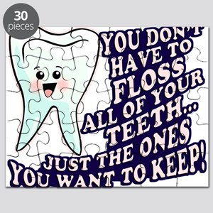 Brush and Floss Puzzle