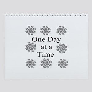 One Day at a Time Wall Calendar