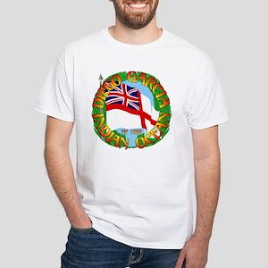 NP 1002 White T-Shirt