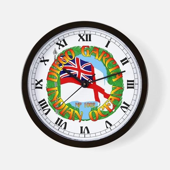 NP 1002 Wall Clock