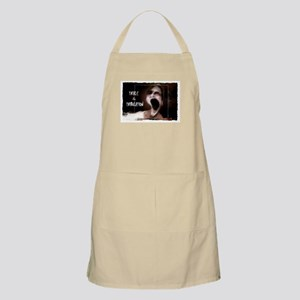 trials and tribulations Apron