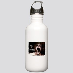 trials and tribulations Stainless Water Bottle 1.0