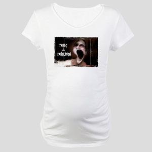 trials and tribulations Maternity T-Shirt