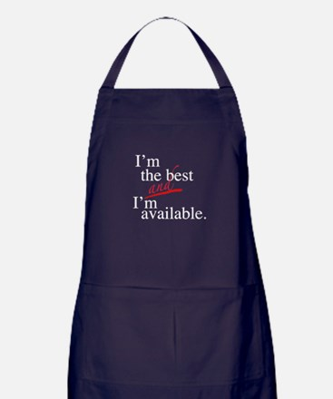 Best Available Apron (dark)