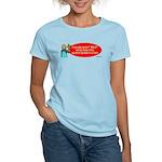 Ask WWJD Too Often . . . Women's Light T-Shirt