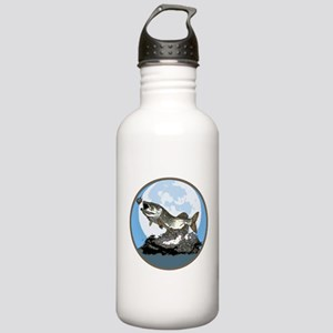 Musky moon light Stainless Water Bottle 1.0L