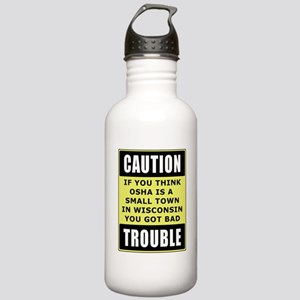 OSHA Trouble Stainless Water Bottle 1.0L