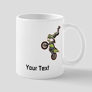 Motorbike Jump Mug