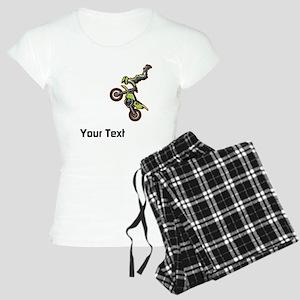 Motorbike Jump Women's Light Pajamas