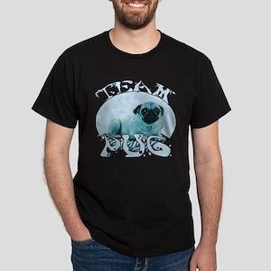 Team Pug Dark T-Shirt