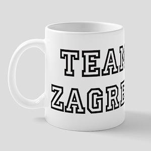 Team Zagreb Mug