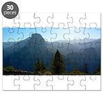 Yosemite, Glacier Point view Puzzle