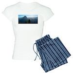 Yosemite, Glacier Point view - Women's Pajamas