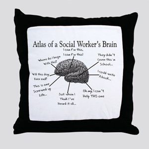 Professions 2011 Throw Pillow